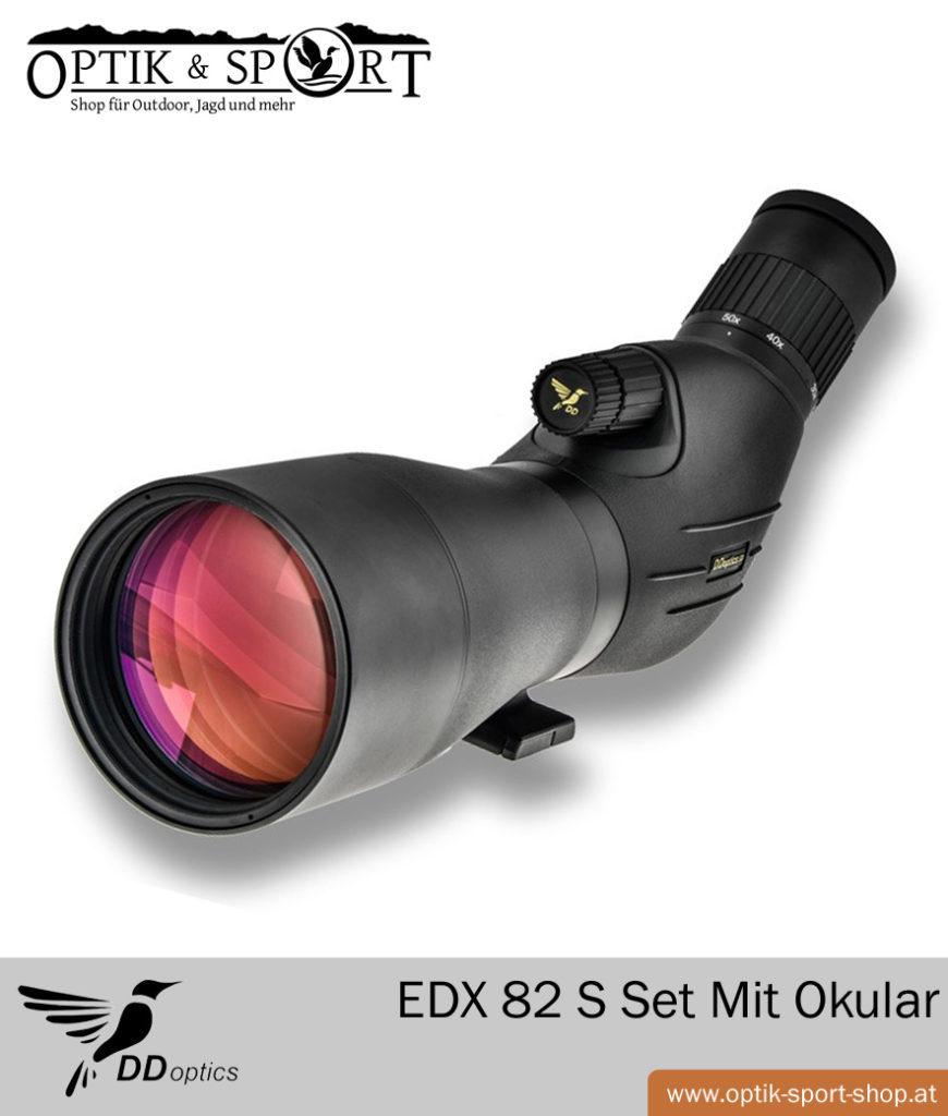 DDoptics Spektiv EDX 82 S