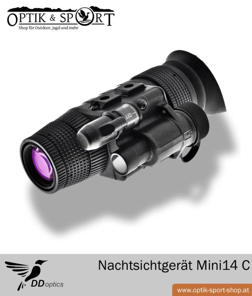 DDoptics Nachtsichtgerät Mini14 C